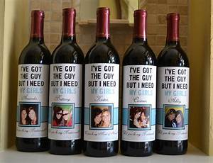 corin bakes diy wine labels will you be my bridesmaid With diy custom wine labels
