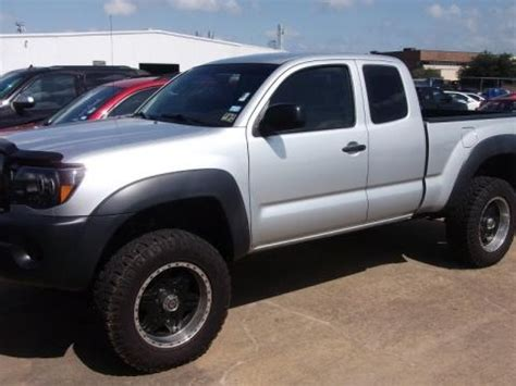 2005 Toyota Tacoma Specs by 2005 Toyota Tacoma Prerunner Access Cab Data Info And