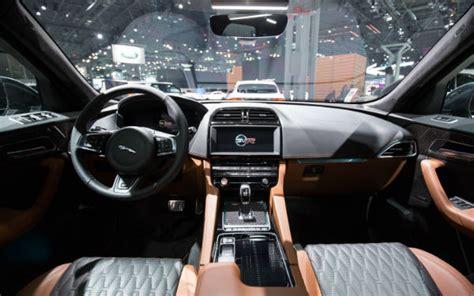 jaguar  pace interior