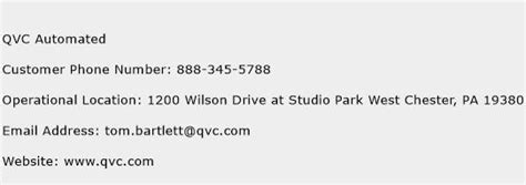 This profile has not been claimed by the company. QVC Automated Number | QVC Automated Customer Service Phone Number | QVC Automated Contact ...
