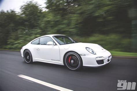 porsche 911 carrera gts spoiler the total 911 team s dream 60 000 porsche 911 garage