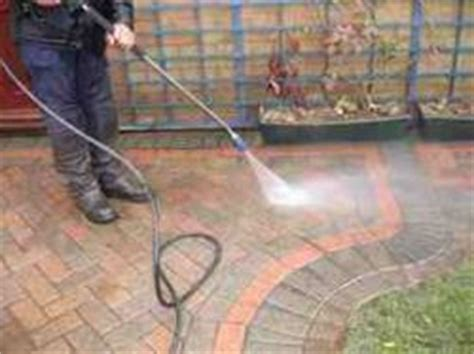 cleaning your brick paving garden outdoor lifestyle