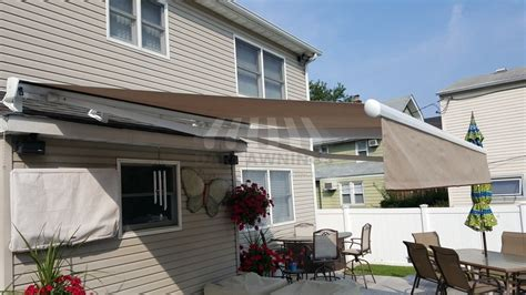 york city retractable patio awnings contractors dart awnings