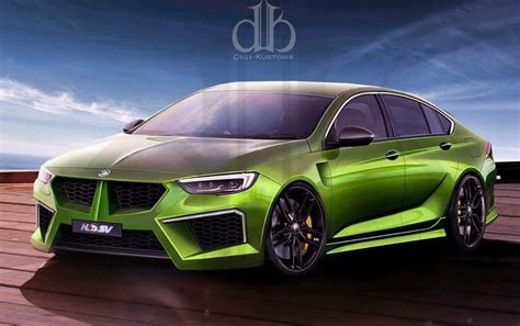 2019 Holden Commodore Gts by New 2019 Holden Commodore Gts Concept Studios