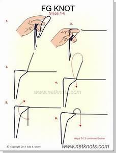 Fg Knot Steps 1