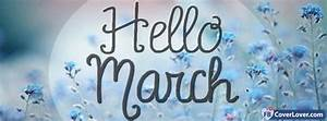Goodbye February... Hello March ! - Blog : FbCoverLover