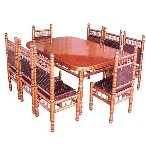 wooden dining tables in hyderabad telangana india