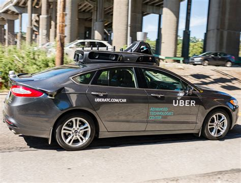 Uber Selfdriving Vehicle Involved In Arizona Crash The