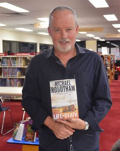 Michael Robotham Sydney Wikipedia Writers Festival Writer