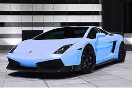 Blue Lamborghini Car Pictures   Images          Super Cool Blue Lambo  Blue Lamborghini Reventon Wallpaper