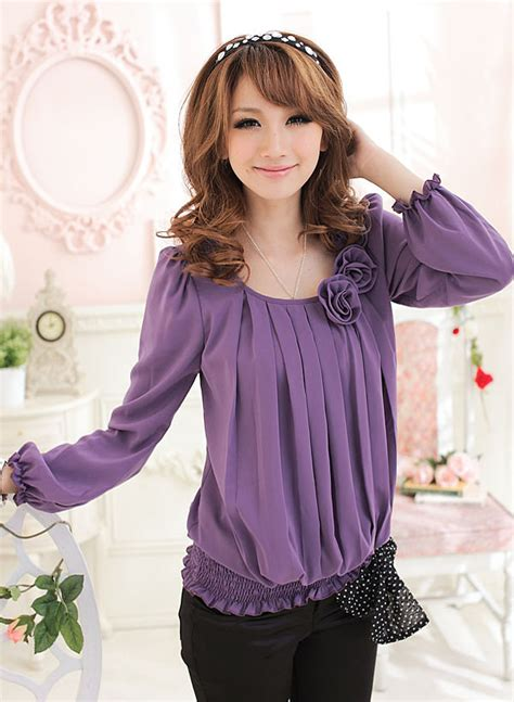 purple blouse womens 39 s purple blouse blouse styles