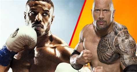 The Rock Refuses to Concede Sexiest Man Crown to Michael B ...