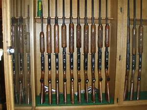 Gun Closet - Home Design Ideas and Pictures