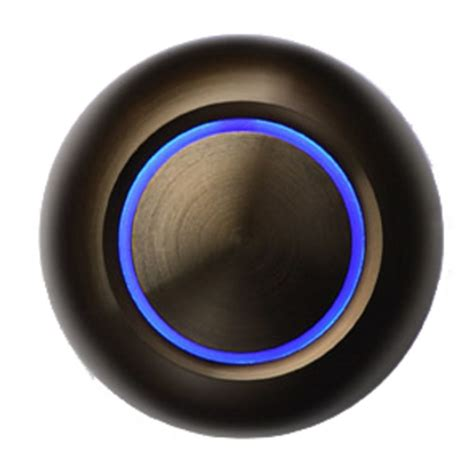 led illuminated doorbell button tdb  bz destination
