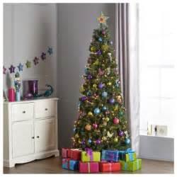 buy tesco 6 5ft evergreen slim pop up christmas tree from our christmas trees range tesco