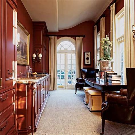 labeled farrow ball s reading room red must be either