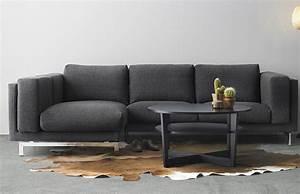 Canapés Ikea Soldes : test et avis du canap nockeby de ikea ~ Teatrodelosmanantiales.com Idées de Décoration