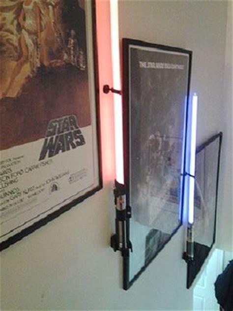 thinkgeek vertical wall for star wars force fx