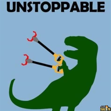 Unstoppable Dinosaur Meme - bad day t rex meme www imgkid com the image kid has it