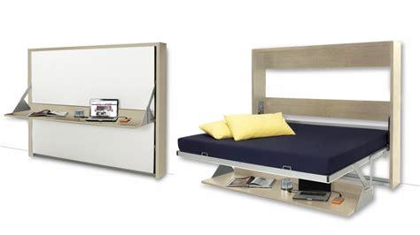 lit armoire bureau lits donny 140 x 200 avec bureau escamotable un lit