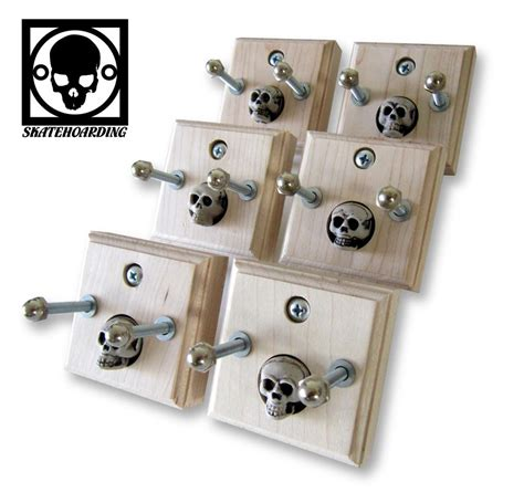skateboard deck wall mount display hanger 6 pack skateboard deck wall mount hanger display
