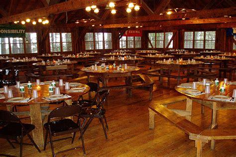 ymca camp  maine winthrop  rustic wedding guide