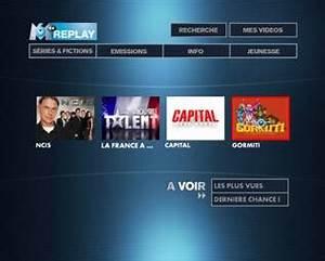 Info M6 Replay : m6 replay sur canalsat ~ Medecine-chirurgie-esthetiques.com Avis de Voitures