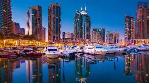 Dubai Marina Wallpapers