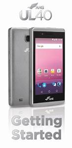 Ans Ul40 Smartphone User Manual