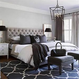 Gray, Bedroom, Ideas, With, The, Best, Arrangement, Concept