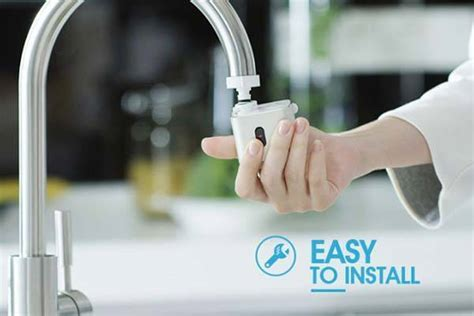 Autowater Faucet Adapter Makes Any Faucet Automatic