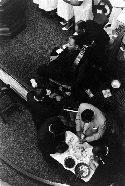 civil rights   sit ins  protest training