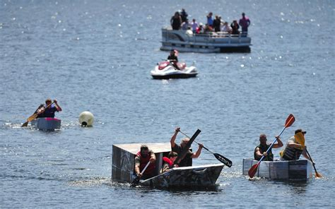 Cardboard Boat Buy by Cardboard Boat Races Galleries Theworldlink