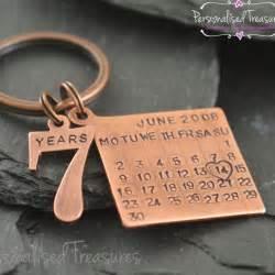 wedding anniversary gifts years best 25 7 year anniversary ideas on 7th anniversary gifts 7 year anniversary gift