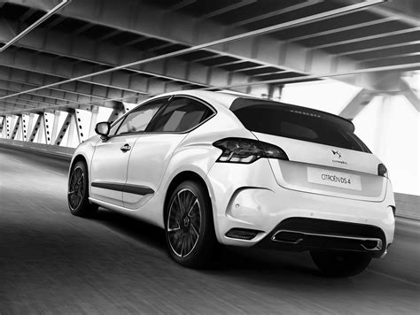 Citroën Ds4 Breaks Free To Become Ds 4