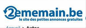 Site Occasion Belgique : voiture occasion belgique auto pas cher ~ Gottalentnigeria.com Avis de Voitures