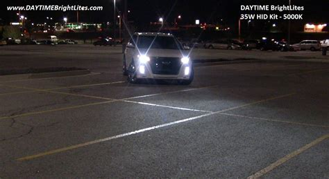drive bright hid headlight replacement kit