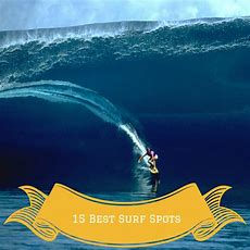 15 Best Places To Surf In The World