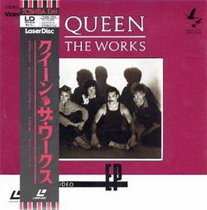 "Queen ""The Works Video EP"" video gallery"