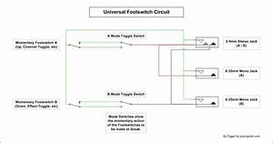 Build Your Own Universal Footswitch  Blackstar  Korg Etc