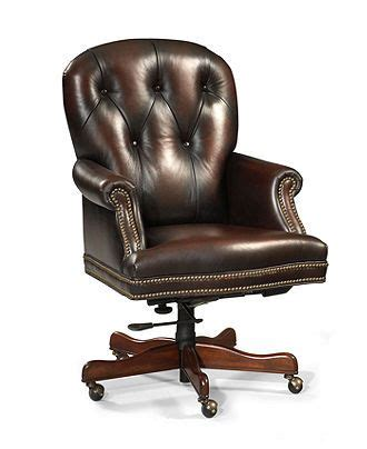 Office Chairs Macys by Harrison Leather Home Office Chair Swivel Home Office