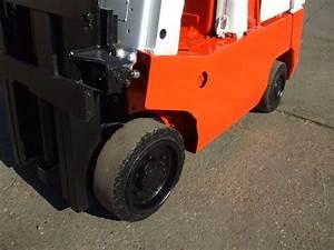 Datsun Forklift C28 - Used Forklifts Houston