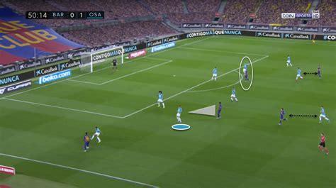 Osasuna inicia en breves minutos por las pantallas de espn 2 y movistar ¿dónde ver movistar laliga en vivo barcelona vs. La Liga 2019/20: Barcelona vs. Osasuna - tactical analysis