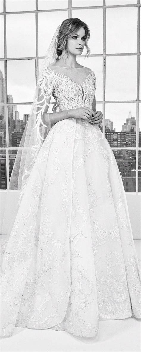 best wedding dress designers the best wedding dresses 2018 from 10 bridal designers
