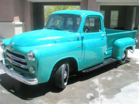 Sell Used 1954 Dodge Pick Up Truck Job Rated In Phoenix