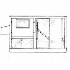 poulailler d39ete et d39hiver isole idee bosch With maison en bois quebec 13 poulailler mobile poulailler deplacable construction