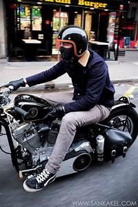 Moto Style Harley : 8 best sankakel houndstooth tweed mask images on pinterest tweed houndstooth and neck warmer ~ Medecine-chirurgie-esthetiques.com Avis de Voitures