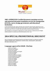 professional document translation services world access With document translation services uscis