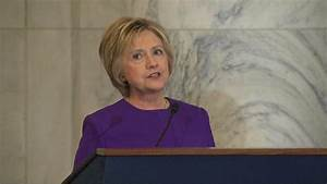 Clinton Tells Congress To Take Action Against 'Epidemic Of ...
