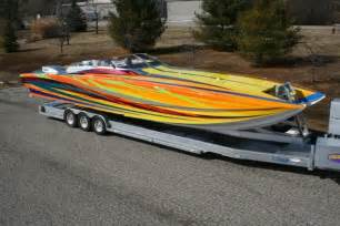 Twin Hull Speed Boats For Sale